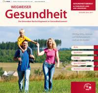 Wegweiser Gesundheit - Gesundheitsbeirat Altenburger Land und Umgebung (Auflage 2)