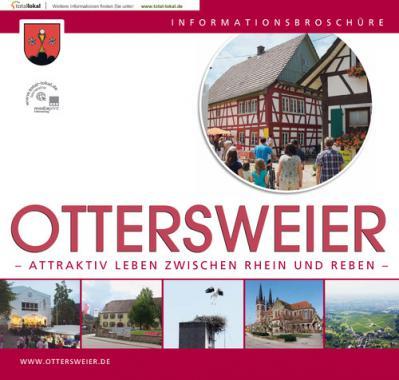 Ottersweier Informationsbroschüre (Auflage 16)