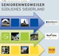 Seniorenwegweiser Südliches Siegerland (Auflage 3)