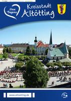 Kreisstadt Altötting Informationsbroschüre (Auflage 13)