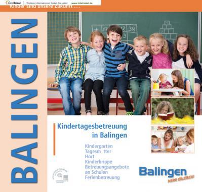 Kindertagesbetreuung in Balingen (Auflage 5)