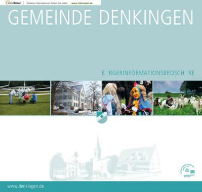 GEMEINDE DENKINGEN Bürgerinformationsbroschüre (Auflage 1)