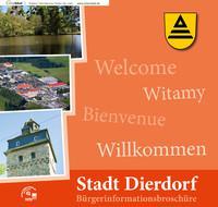 ARCHIVIERT Stadt Dierdorf Bürgerinformationsbroschüre (Auflage 2)