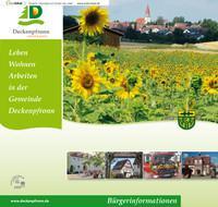 ARCHIVIERT Leben Wohnen Arbeiten in der Gemeinde Deckenpfronn (Auflage 1)