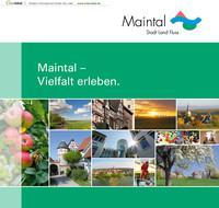 Maintal - Vielfalt erleben. Bürgerinformationsbroschüre