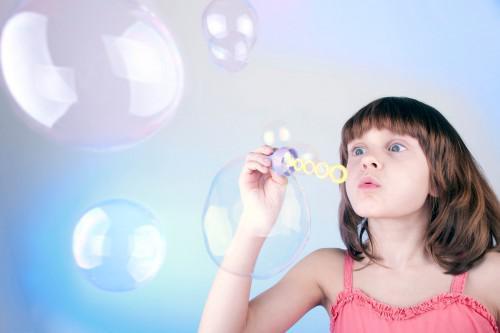 Internationaler Tag der Seifenblasen
