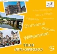 Informationsbroschüre Trier Mitte - Gartenfeld (Auflage 1)