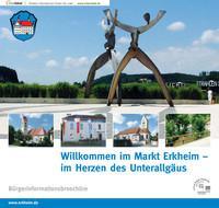 Willkommen im Markt Erkheim – im Herzen des Unterallgäus (Auflage 1)