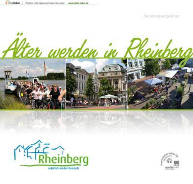 Älter werden in Rheinberg (Auflage 5)