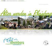 ARCHIVIERT Älter werden in Rheinberg (Auflage 5)