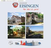 Bürgerinformationsbroschüre der Gemeinde Eisingen (Auflage 3)