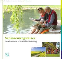 Seniorenwegweiser der Gemeinde Wentorf bei Hamburg (Auflage 5)