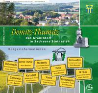 Demitz-Thumitz das Granitdorf in Sachsens Steinreich (Auflage 2)