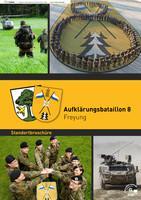 Standortbroschüre Aufklärungsbataillon 8 Freyung (Auflage 2)