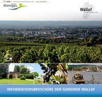 INFORMATIONSBROSCHÜRE DER GEMEINDE WALLUF (Auflage 11)