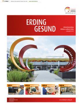Informationszeitung Klinikum Landkreis Erdíng (Auflage 4)