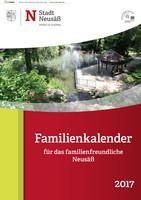 Familienkalender für das familienfreundliche Neusäß (Auflage 1)
