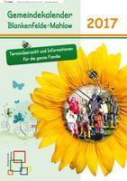 Gemeindekalender Blankenfelde-Mahlow 2017 (Auflage 3)