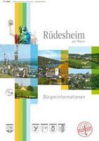 Rüdesheim am Rhein Bürgerinformationen (Auflage 12)