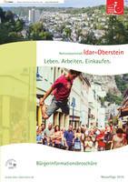 Leben. Arbeiten. Einkaufen. Bürgerinformationsbroschüre Idar-Oberstein (Auflage 12)