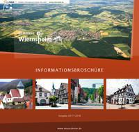 ARCHIVIERT Informationsbroschüre Gemeinde Wiernsheim (Auflage 3)