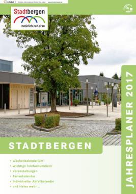 Stadtbergen Jahresplaner 2017 (Auflage 2)