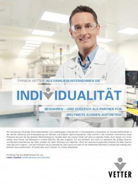 Vetter-Pharma Fertigung