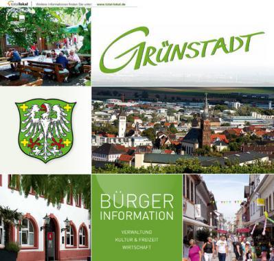 Grünstadt Bürgerinformation (Auflage 4)