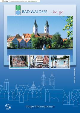 Bad Waldsee Bürgerinformationen (Auflage 1)