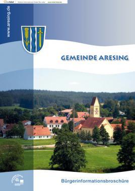 GEMEINDE ARESING Bürgerinformationsbroschüre (Auflage 2)
