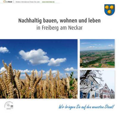 Nachhaltig bauen, wohnen und leben in Freiberg am Neckar (Auflage 1)