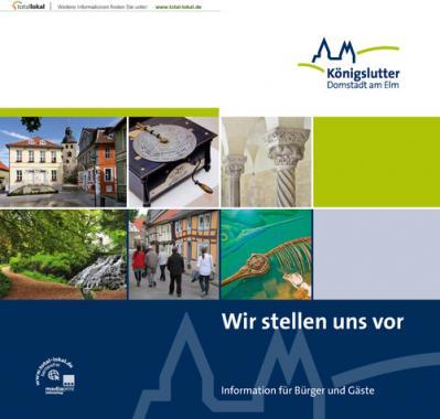 Königslutter Domstadt am Elm Informationen für Bürger und Gäste (Auflage 8)