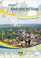 STADT FRIEDRICHSTHAL Alles Wissenswerte über unsere Stadt (Auflage 11)