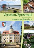 Vetschau/Spreewald  Informationsbroschüre (Auflage 2)