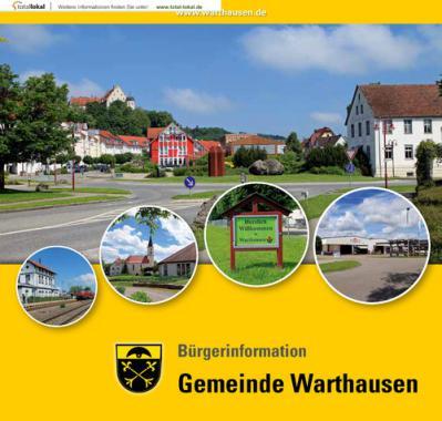 Bürgerinformation Gemeinde Warthausen (Auflage 2)