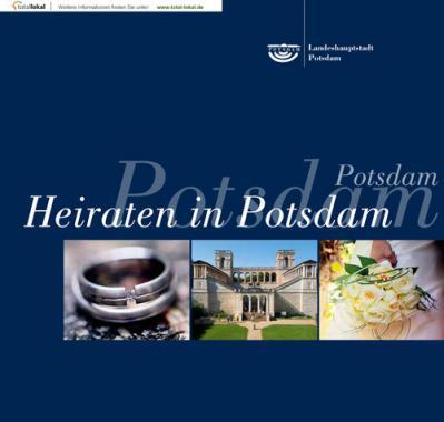 Heiraten in Potsdam (Auflage 8)