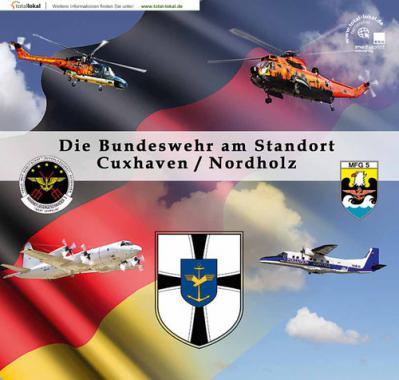 Bundeswehr-Standortbroschüre Cuxhaven/Nordholz (Auflage 8)