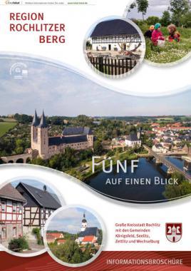 REGION ROCHLITZER BERG INFORMATIONSBROSCHÜRE (Auflage 1)
