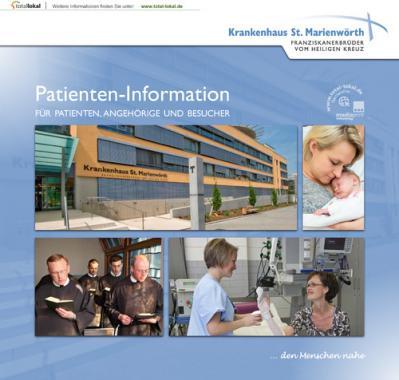 Patienten-Information - Krankenhaus St. Marienwörth (Auflage 2)