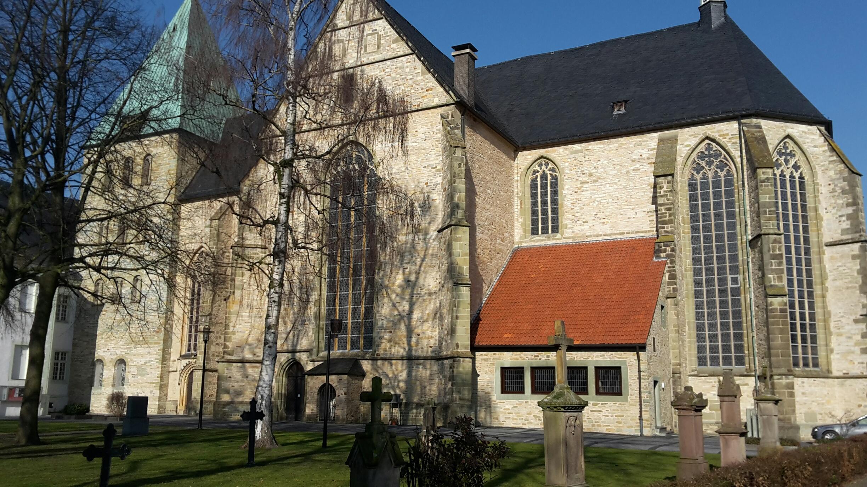 """Anradeln am Hellweg - """"Kurort, Kirche, Knotenpunkt"""""""