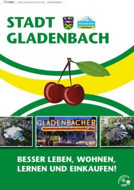 Besser leben, wohnen, lernen und einkaufen in der Stadt Gladenbach (Auflage 11)