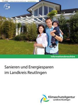 Sanieren und Energiesparen im Landkreis Reutlingen (Auflage 1)
