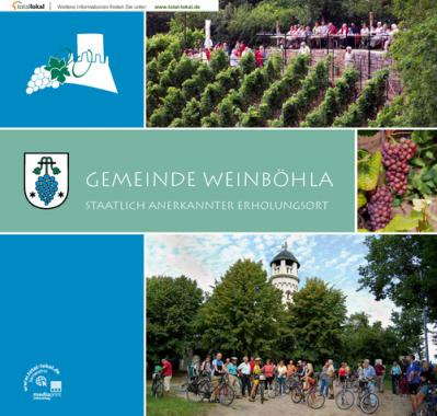 Bürgerinformationsbroschüre Gemeinde Weinböhla (Auflage 1)