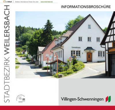 Villingen-Schwenningen, Stadtbezirk Weilersbach (Auflage 5)