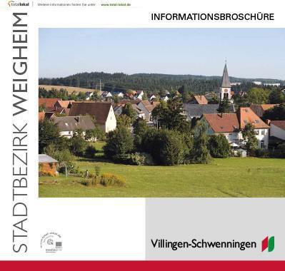 Villingen-Schwenningen, Stadtbezirk Weigheim (Auflage 5)