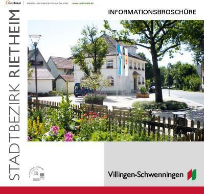 Villingen-Schwenningen, Stadtbezirk Rietheim (Auflage 5)