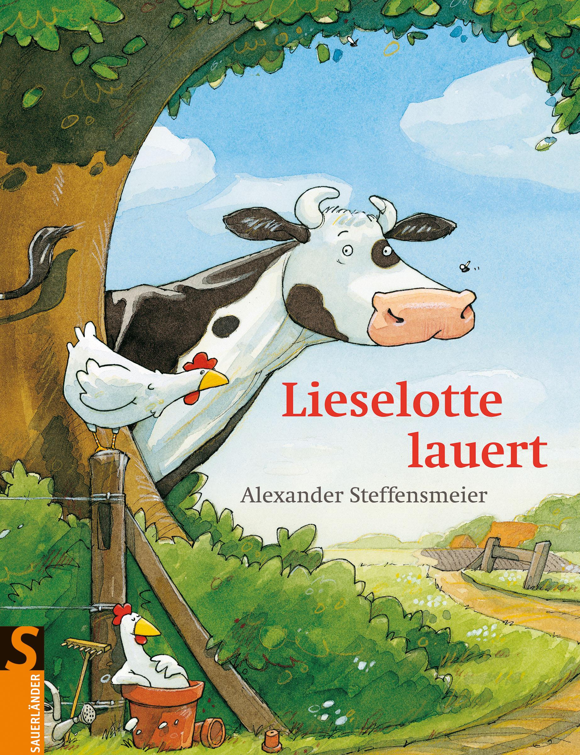 Lesung für Kinder mit Alexander Steffensmeier