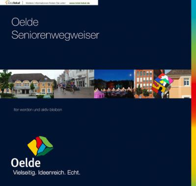 Oelde Seniorenwegweiser (Auflage 3)