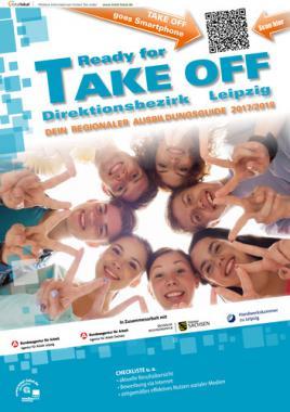 Ready for Take Off 2017/2018 - Magazin für Ausbildung, Beruf und mehr... Leipzig (Auflage 9)