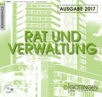 Rat und Verwaltung der Stadt Göttingen (Auflage 9)